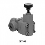 BT-03 Pilot Operated Relief Valves