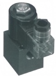 ON/OFF VALVE 250BAR V2068-T02-20-S-N-D24-DG-25